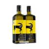 Terra Delyssa - Huile d'olive extravierge biologique, (Lot de 2 bouteilles de 1 Litre)
