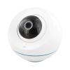 Caméra de surveillance connectée rotative 180°